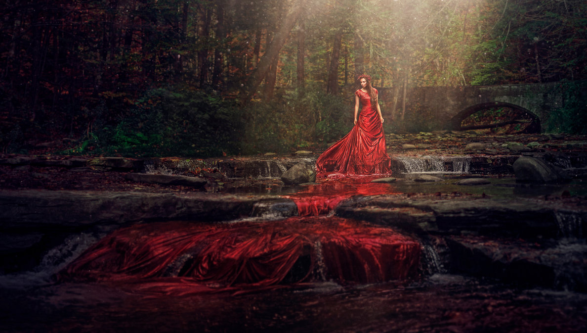 the_river_ran_scarlet_by_rcorneliusphoto-d8dqt6u